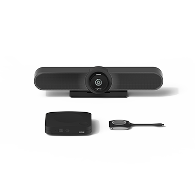 Logitech Room Solution for Barco Clickshare - Logitech video conference
