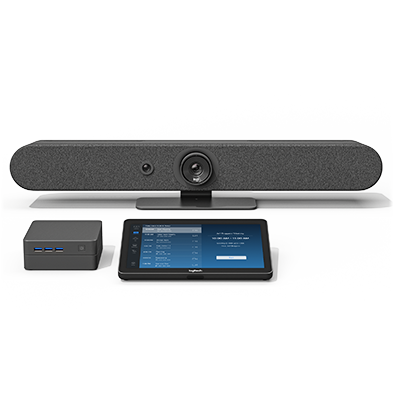 Logitech Room Solution for Zoom Rooms - Logitech video conference