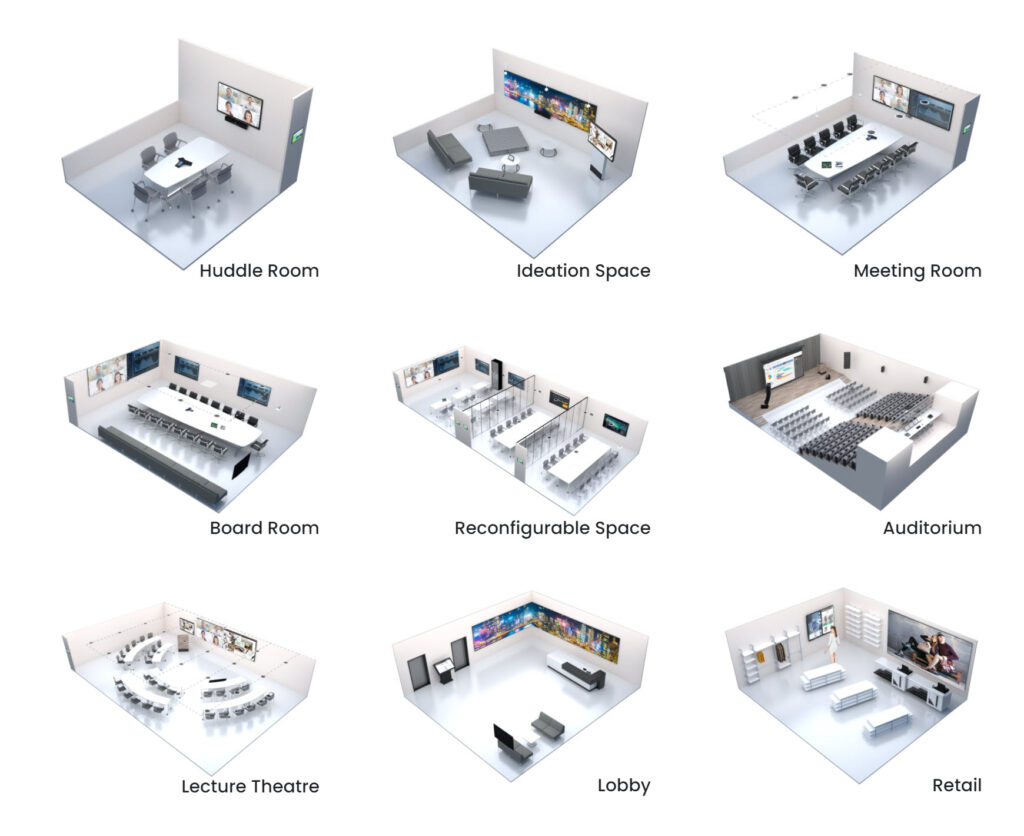 Meeting room Solutions design