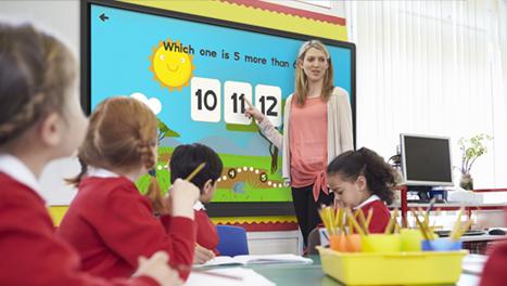 INTERACTIVE WHITEBOARD - Smart Classroom ห้องเรียนอัจฉริยะ
