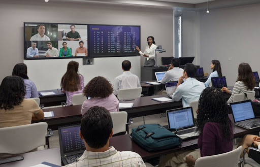 Video Conference (Distance Learning) - Smart Classroom ห้องเรียนอัจฉริยะ